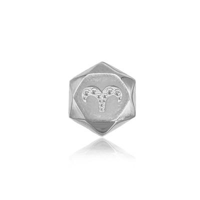 幸福哲学S925银版(白羊座)