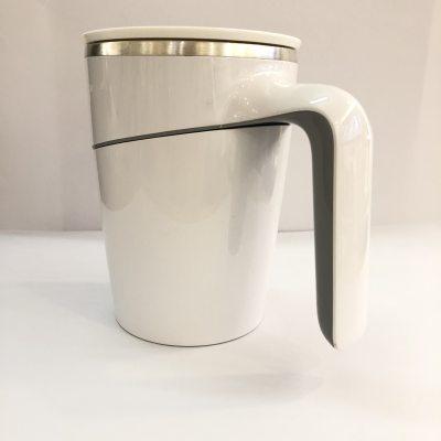 足银本色扣杯**-不倒杯