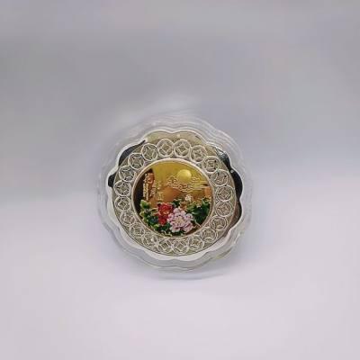 中银福礼-S999足银本色月饼礼品