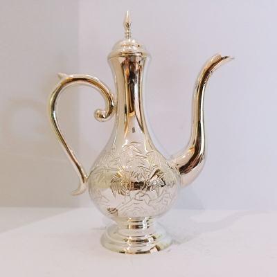 银酒赋-足银本色酒具-酒壶