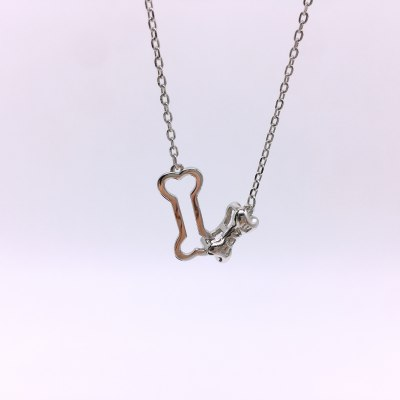 美银物语S925银素银套链