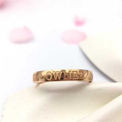 百年之约 18K金玫瑰色素金戒指求婚结婚纪念日情侣对戒礼物