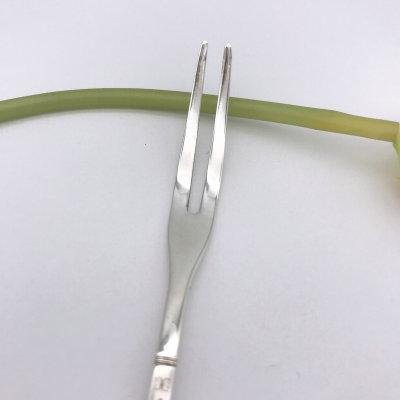 致敬银贵-足银本色餐具-叉子