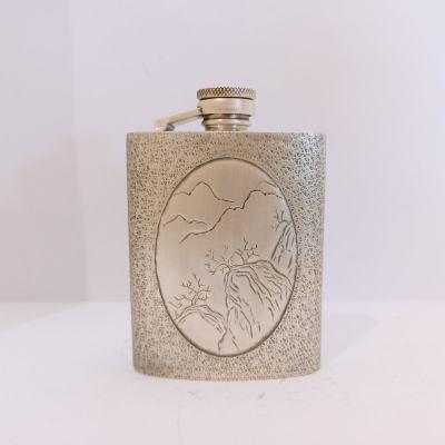 银酒赋-足银仿古生活用品-酒壶