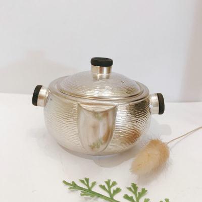 匠义-足银本色茶具