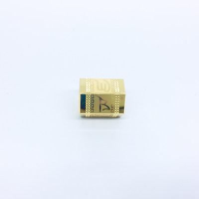 幸福随身 3D硬金串珠(六边形)
