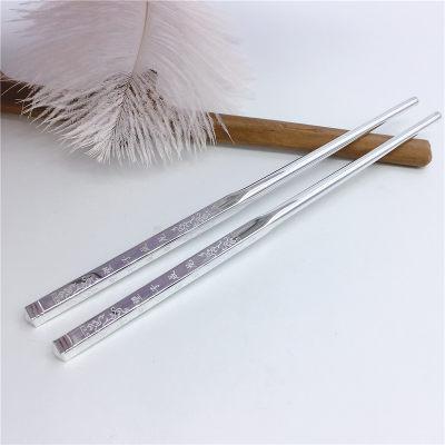银王-足银本色筷子**