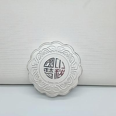 银华夏S999银本色月饼礼品