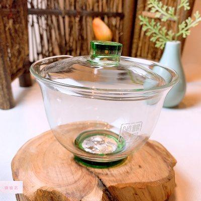 银玻艺 银与玻璃组合茶盖碗