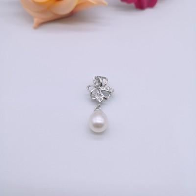 情思赋S925银珍珠吊坠