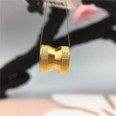 幸福随身 3D硬金素金手串