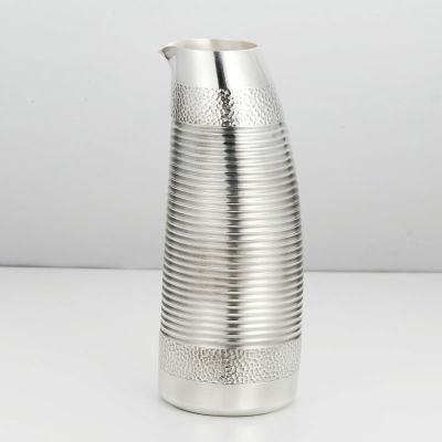银酒赋-足银本色酒具一帆风顺酒壶