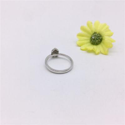 BYBYS925银素银戒指