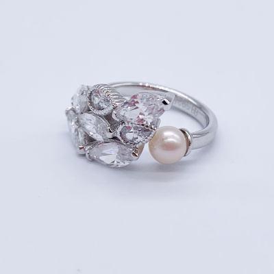 爱情圣事-S925立锆戒指