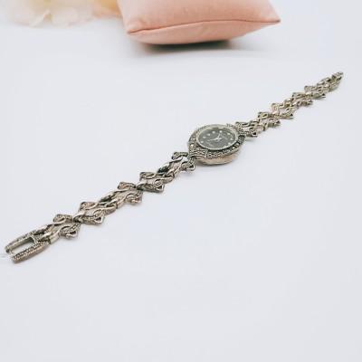 雅诗丹露 S925银玻璃手表