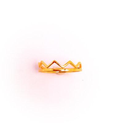 幸福老婆 足金999-5G素金戒指