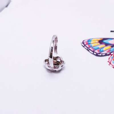 925银镶天然石戒指